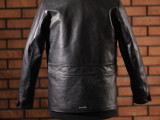 FK-CAR COAT (BLACK)