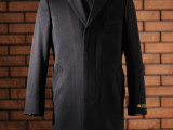 FK-CHESTERFIELD COAT (by LORO PIANA)