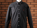 FK-BASIC SHIRT L/S  (BLACK)