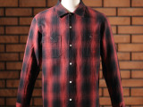 FK-WORK FLANNEL L/S Ⅱ (RED)