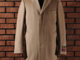 FK-CHESTERFIELD COAT/LORO PIANA&NIEDIECK ¥138,000- [FRONT SIDE]
