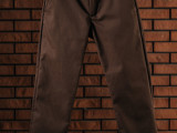 FK-GENUINE WORK TROUSERS  (BROWN)