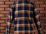 FK-FLANNEL WORK L/S ¥25,000- [BACK SIDE]