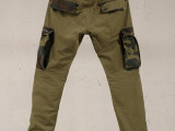 FK-BDU TROUSERS/RIPSTOP (OLIVE DRAB) ¥32,000- (BACK SIDE)