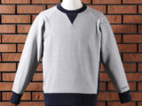 FK-2TONE CREWNECK SWEATER ¥23,000- [FRONT SIDE]