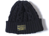 FK-ARAN CAP (by HIGHLAND 2000) (BLACK)