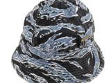 FK-BEACH HAT (BLUE TIGER) ¥14,000-