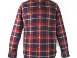 FK-LIGHTWEIGHT LONG FLANNEL (RED) ¥22,000-